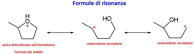 formule di risonanza iodo alcol