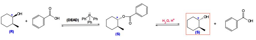 idrolisi acido catalizzata estere