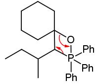 uscita del trifenil fosfina ossido