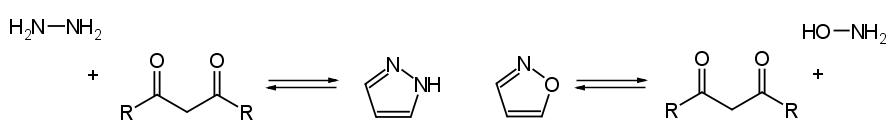 isossazolo pirazolo