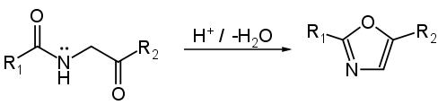 sintesi ossazolo
