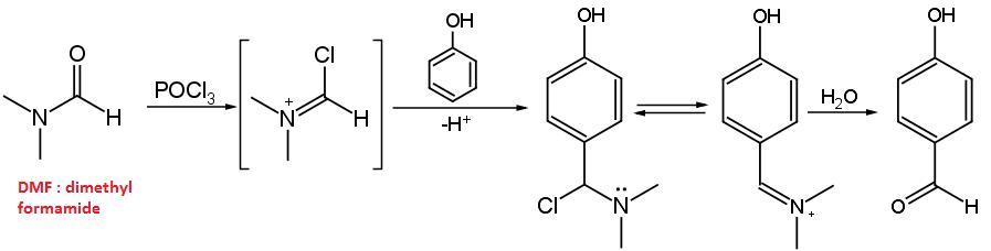 vilsmeier-reaction-mechanism