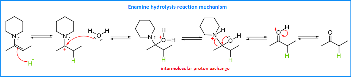 enamine-hydrolysis-reaction-mechanism – BrainyResort